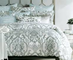 chic design tahari duvet cover home quilt bohemian style moroccan paisley damask medallion print cotton sateen 3 piece king set