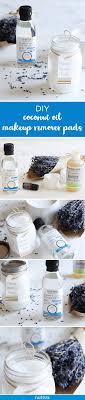 diy coconut oil makeup remover pads kitchen nutiva