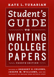 student s guide to writing college papers fourth edition  student s guide to writing college papers addthis sharing buttons