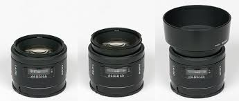 sony 50mm 1 4. typical for conventional sony lenses the 50mm f/1.4 does still rely on classic focusing system driven by camera (via a slotted drive screw). 1 4