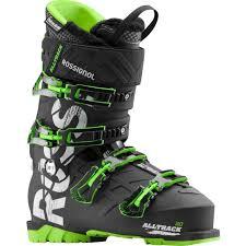 Rossignol Ski Boot Size Chart Uk Alltrack 110 Black