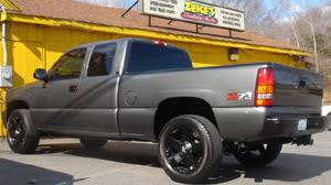 Custom Truck Wheels - Rims - SUV, Pickup, 4x4 Show