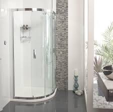 Perfect Curved Shower Enclosures Uk Embrace Quadrant Single Door To Ideas