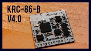 bluetooth 4 0 stereo audio receiver module krc 86b youtube  at Krc 86b Bluetooth Wiring Diagram