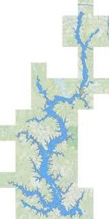 Lake Wylie Fishing Map Us_sc_01227721 Nautical Charts App