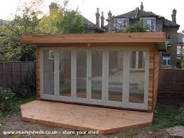 garden office shed. Judith\u0027s Garden Office , Shed From My In Streatham Hill | Readersheds.