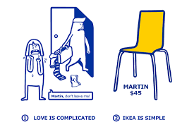 Ikea Instruction Manuals Ikea Has A Valentines Day Relationship Manual Print Slideshow