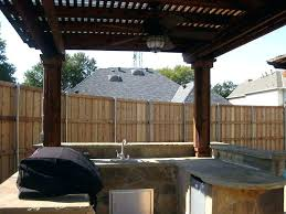 outdoor kitchens dallas kitchen cost