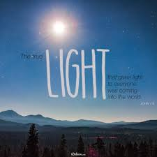 Jesus Is The Light A Prayer For The True Light Of Christmas Your Daily Prayer