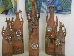 Ивановское художественное училище имени М И Малютина ВЫСТАВКА  На выставке широко представлены работы выпускников специальности Художественная керамика Нестандартный подход необычное видение обычных вещей