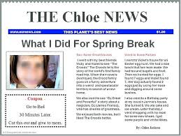 Blank Newspaper Template Google Docs - April.onthemarch.co