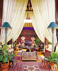 moroccan themed furniture. Exotic-living-room-moroccan-decor-better-decorating-bible- Moroccan Themed Furniture