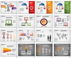 16 Free Infographic Templates For Powerpoint Images Heart