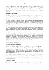 an essay on the expansion of asean implications for regional secur   9