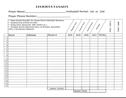 Fundraising Order Form Templates Fundraising Forms Templates Free Beyin Brianstern Co