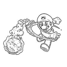 Small Picture Top 20 Free Printable Super Mario Coloring Pages Online