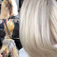 how to get a level 10 ash blonde hair