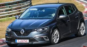 2018 renault megane rs review. unique 2018 2018 renault megane rs undergoing testing at the nurburgring inside renault megane rs review