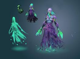 dota 2 death prophet hecates gift polycount