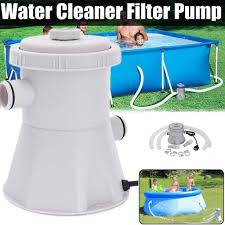 220V <b>Electric Swimming Pool Filter</b> Pump For Above Ground Pools ...