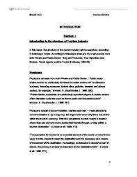 Essay on tourism   Can i pay for someone to do my report All About Essay Example   Galle Co