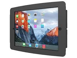 compulocks 275senb ipad pro 10 5 secure space enclosure wall mount black