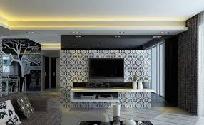 Living Room With Tv Decorating Contemporary Living Room Interior Designs Ideas About Tv With Wall