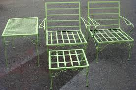 wrought iron garden furniture antique. country vintage metal patio chairs wrought iron garden furniture antique