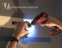 How to install a vanity Bathroom Vanities How To Use Hole Saw To Install Vanity Light The Home Depot How To Replace Hollywood Light With Vanity Lights