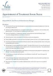 Registered Nurse Sample Job Description For Nurses Resume How To