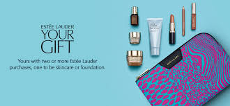 estee lauder free gift with purchase