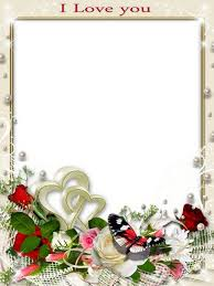 Romantic Frame Psd For Photo Love Free Photo Frame Psd Free Awesome Download Romantic Photo