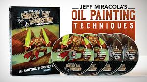 jeff miracola s oil painting techniques dvd
