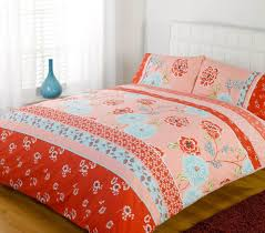 lola duvet cover set red  free uk delivery  terrys fabrics