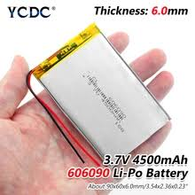 Buy rechargeable li battery polymer <b>lot</b> and get free shipping on ...