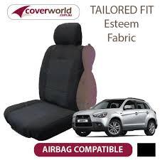 car seat covers mitsubishi asx wagon xa