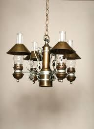 hurricane lamp chandelier hurricane lamp chandelier w metal shades c hurricane lantern chandelier