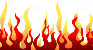 Flame Pattern Awesome Red Burning Flame Pattern Royalty Free Cliparts Vectors And Stock