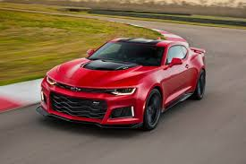 2017 Chevrolet Camaro ZL1 Pricing - For Sale | Edmunds