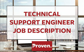 Technical Engineer Job Description The Perfect Technical Support Engineer Job Description Proven