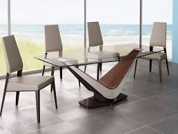 dining chairs modern design. contemporary rectangular glass top table with wooden legs and beautiful dining chairs modern design a
