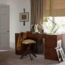 wooden vintage home office75 vintage