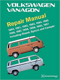 volkswagen vanagon repair manual 1980 1981 1982 1983 1984 volkswagen vanagon repair manual 1980 1981 1982 1983 1984 1985 1986 1987 1988 1989 1990 1991 volkswagen of america 9780837616650 amazon com