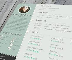 Nice Resume Templates Adorable Nice Resume Template Spectacular Nice Resume Templates Reference