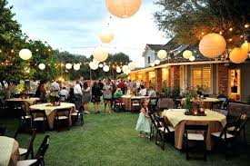 plan wedding reception how to plan a wedding at home home weddings plan wedding reception