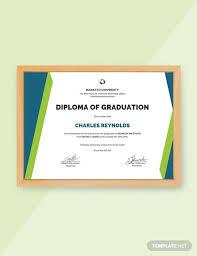 Free Sample Diploma Certificate Template Download 323 Certificates