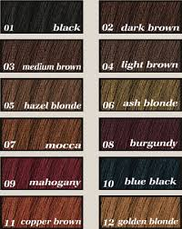 Loreal Hair Color Chart Prices Loreal Hair Color Shades Price In Pakistan