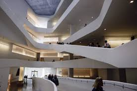 New University Of Iowa Visual Arts Building Inspires