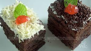 Sponge Cake Pawons Gallery Kuliner Dan Hobby Laman 2