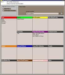 script breakdown sheet mindstar productions cinergy script breakdown